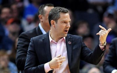 UMBC coach Ryan Odom gets $10,000 for NCAA tournament upset
