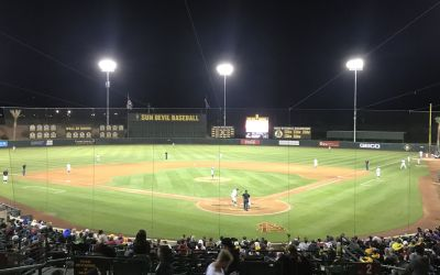 ASU baseball opens Pac-12 play with comeback win over Oregon