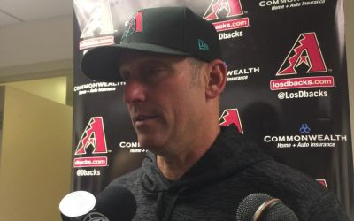 Lovullo after D-Backs lose for 12th time in 13 games