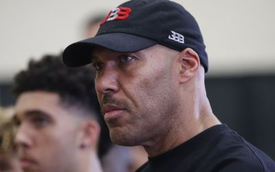 LaVar Ball says he could have beaten LeBron James in one-on-one