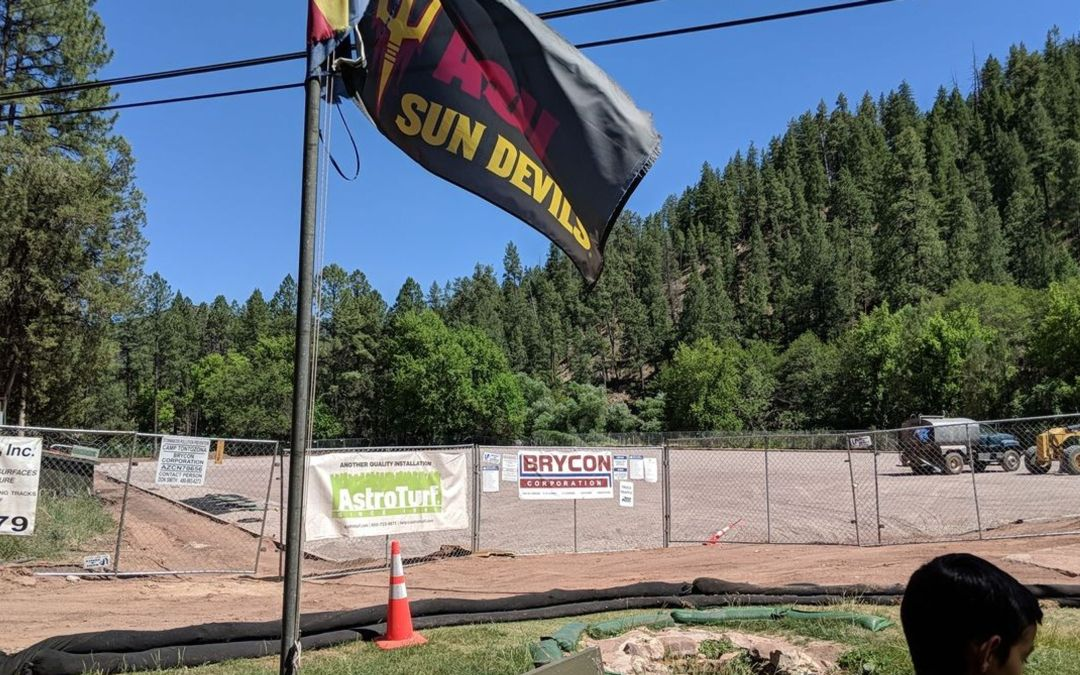 ASU football cancels Camp Tontozona trip due to construction delay