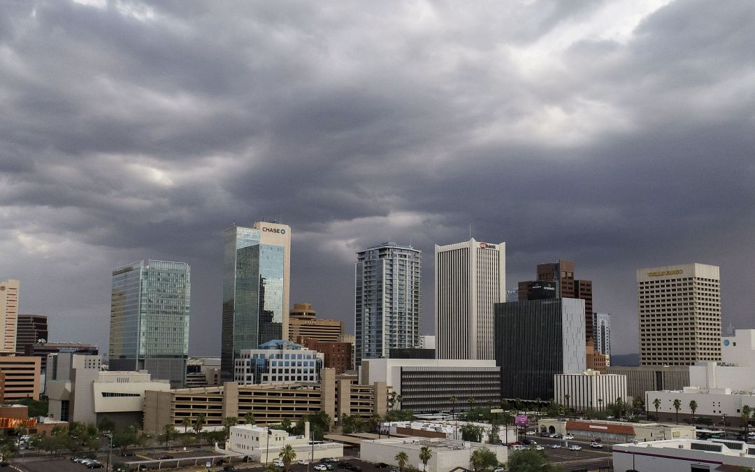 Flash-flood watch issued for Phoenix area, much of Arizona