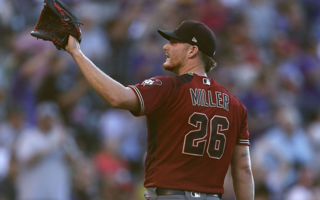 Miller departs early with elbow tightness