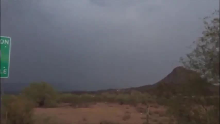 Thunderstorms, lightning move through north Valley on Aug. 8, 2018