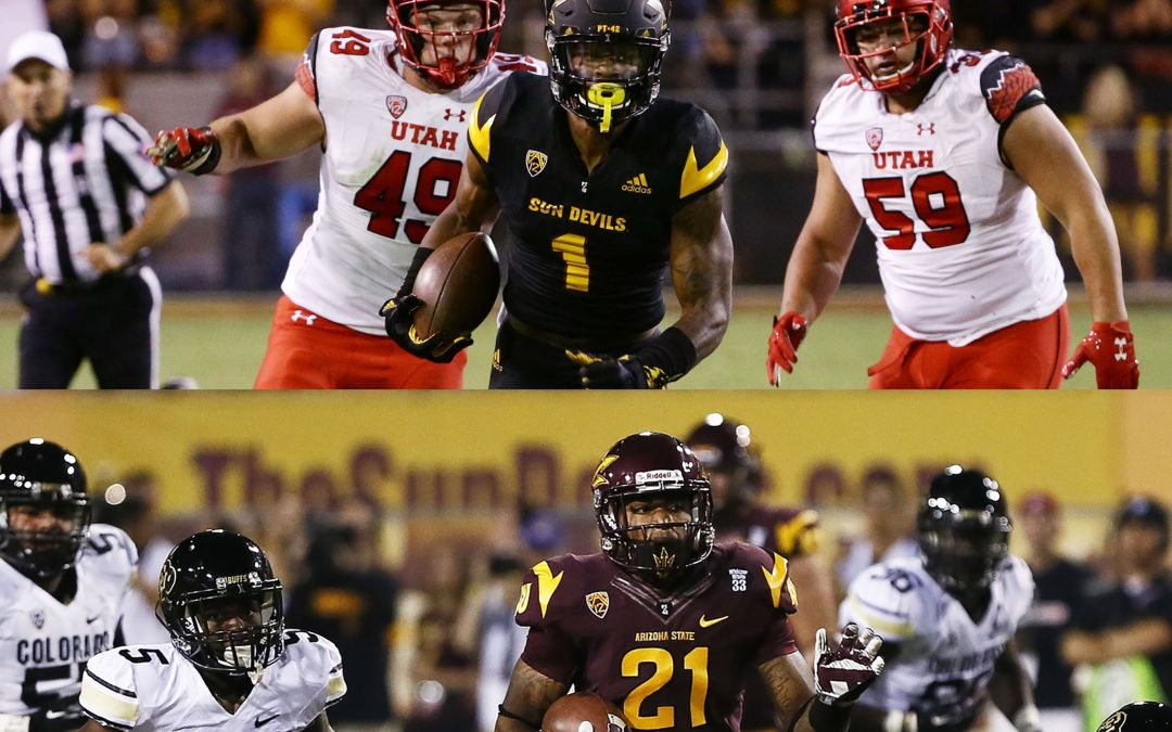 Former Arizona State WR Jaelen Strong knows what N'Keal Harry faces