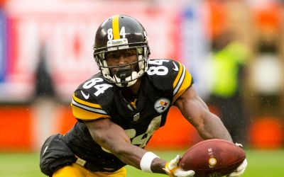 Arizona Cardinals lead odds to land trade for Steelers' Antonio Brown