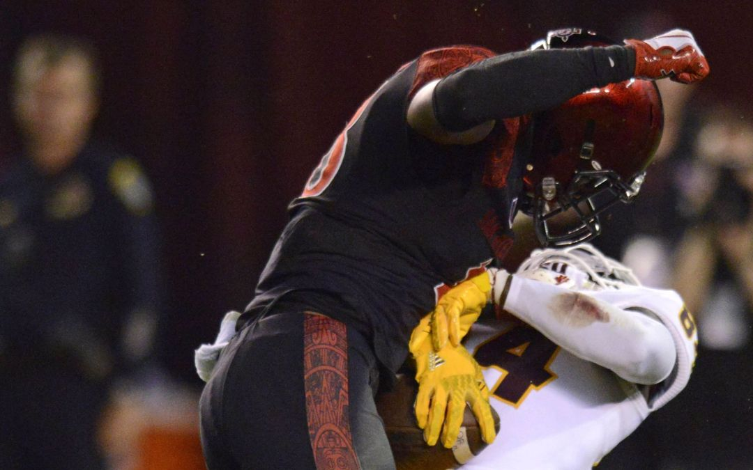 Frank Darby's heroics wiped out after targeting call