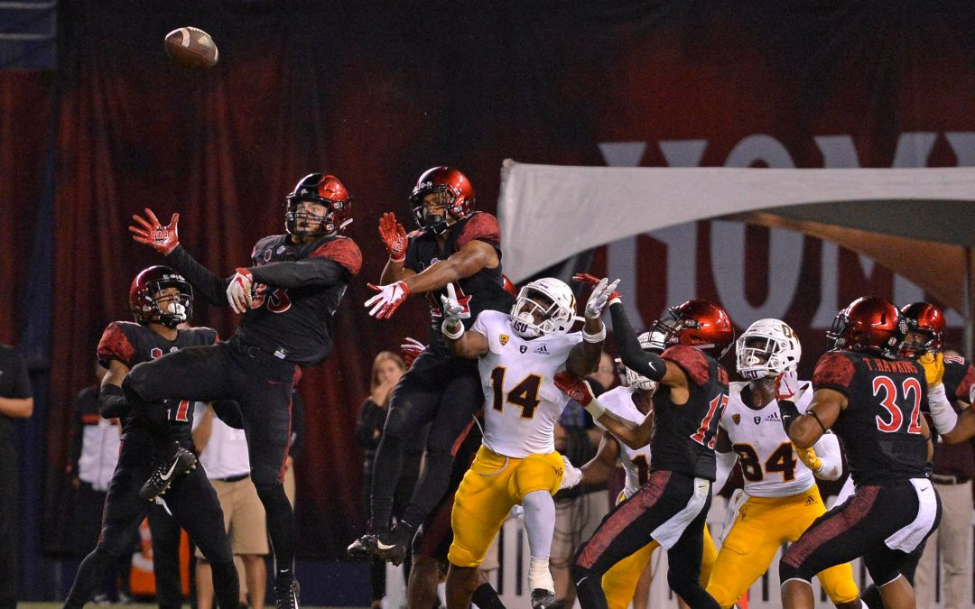 Late push falls short in loss to San Diego State football