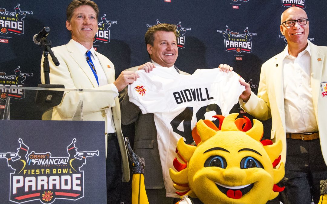 Michael Bidwill named grand marshal of Fiesta Bowl Parade