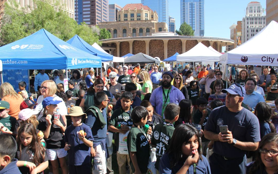 Free Phoenix Food Day helps families eat healthy, live healthy