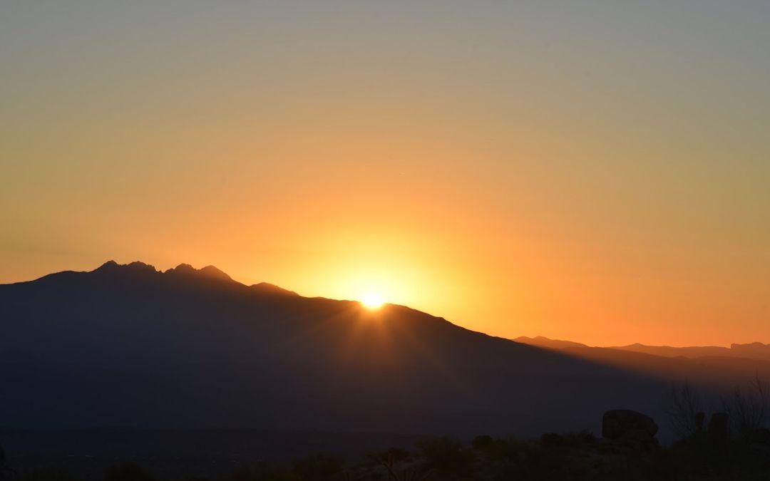 Phoenix's record heat is finally dropping