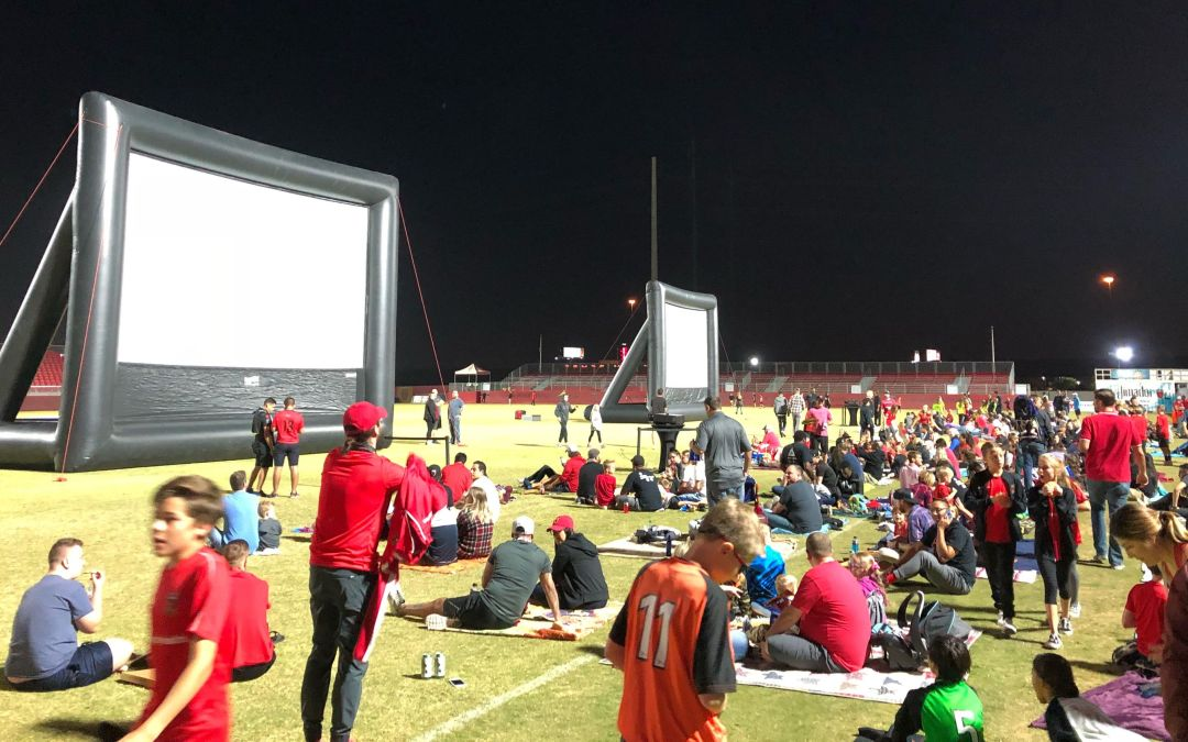 Fans gather to watch Phoenix Rising loss in USL Cup championship