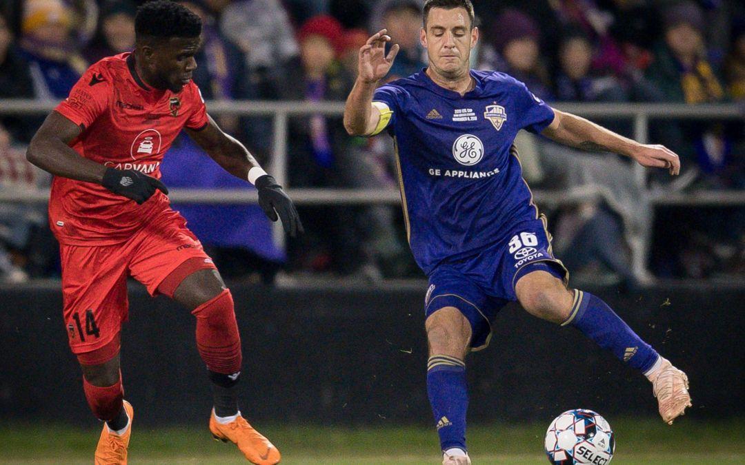 Phoenix Rising FC falls short in USL Cup final vs. Louisville City FC