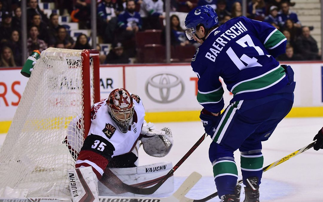 Coyotes in Calgary to play Pacific Division leaders Flames