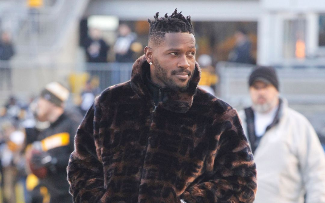 Antonio Brown's return 'hard to envision'