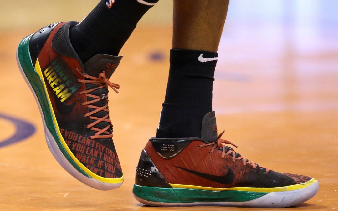 Suns celebrate Black History Month with custom designed shoes