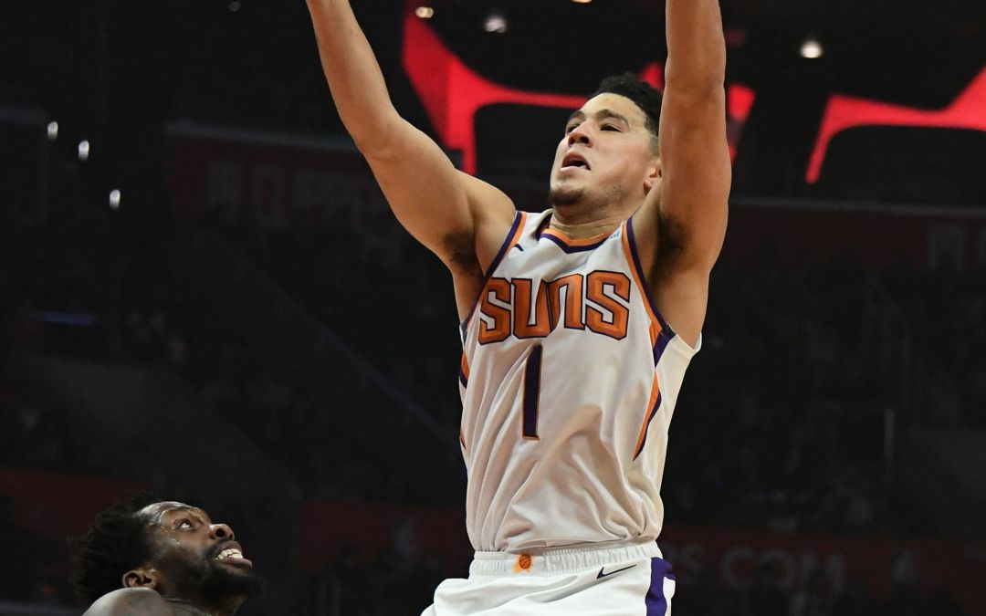 Rock bottom? Suns thrashed by Clippers, tie franchise record for consecutive losses