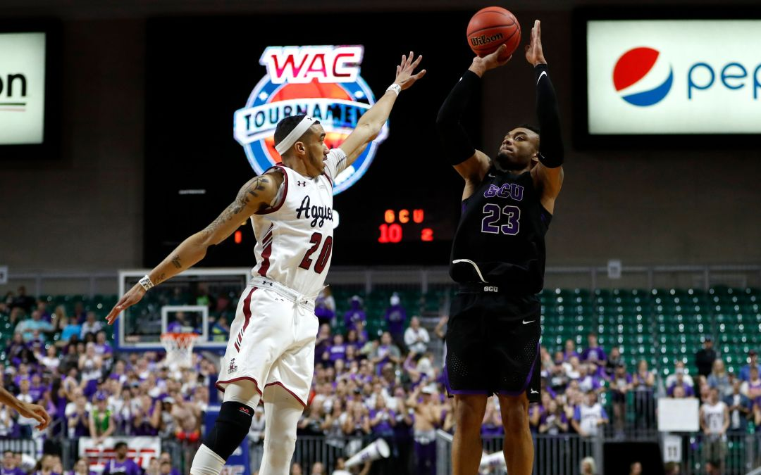 Grand Canyon run comes to an end with loss to New Mexico State in WAC title game