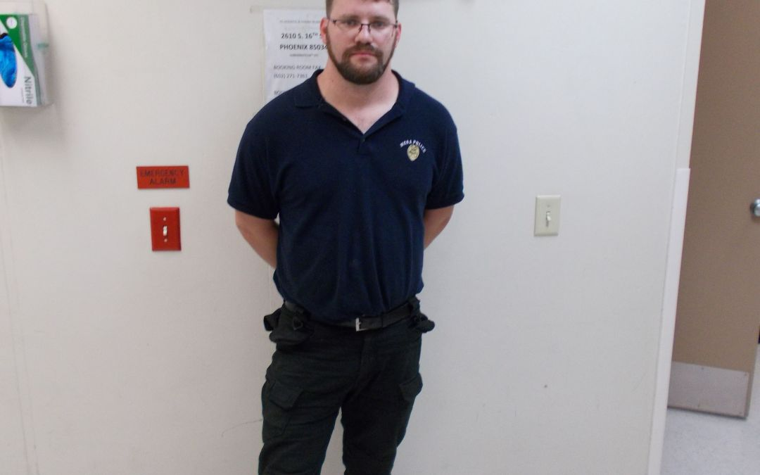 Joshua Hillman accused of impersonating Mesa officer in 'traffic stop'