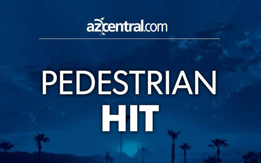 73-year-old pedestrian in critical condition after hit-and-run in Phoenix