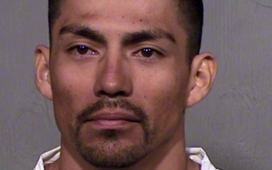 Phoenix murder suspect had served six years in Arizona prison