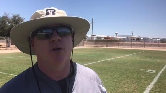 Rattlers coach realizes 'nothing is forever'