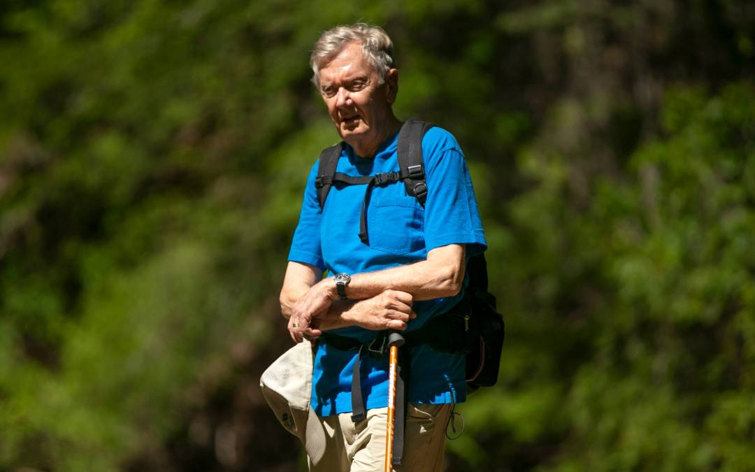 A hike through Sedona with Bruce Babbitt into the Oak Creek wilderness