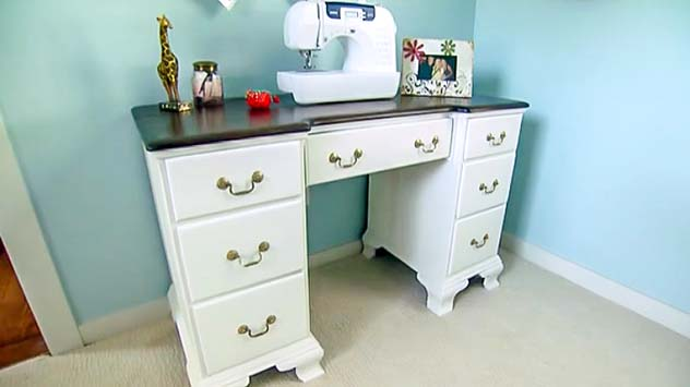 How To Make Chalky Paint For Antiquing Furniture Integrity