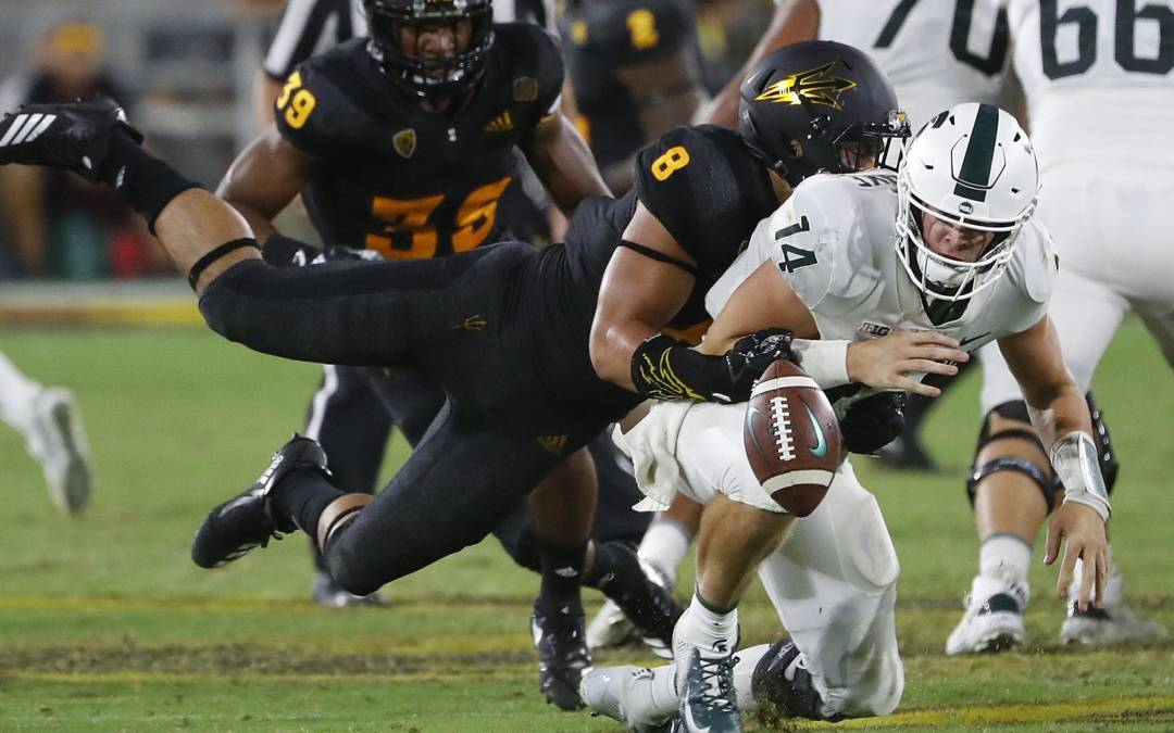 Arizona State football can pull off a big upset over Michigan State