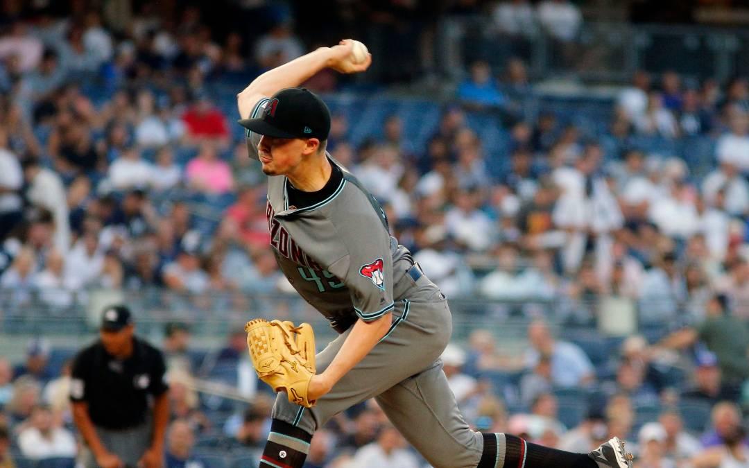 Arizona Diamondbacks GM Mike Hazen shine no light on Red Sox position