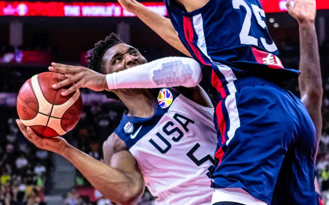 USA basketball loses to France in FIBA World Cup quarterfinals stunner