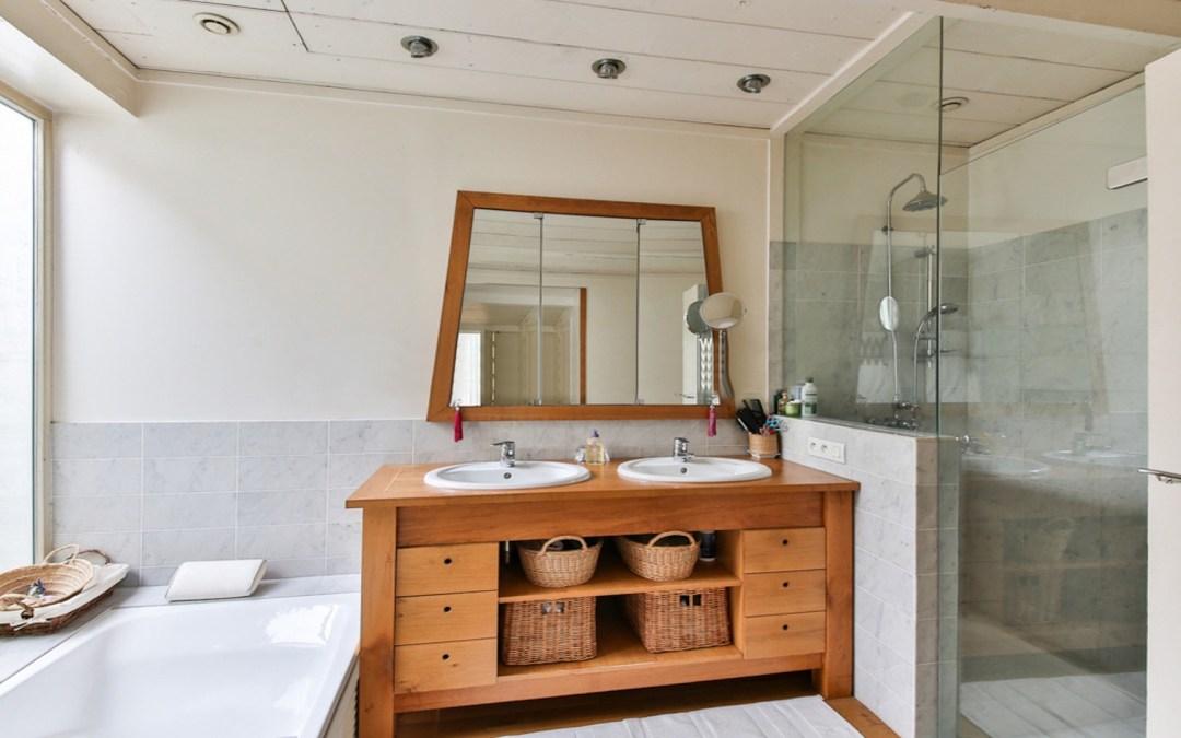 5 Ways to Freshen up a Bathroom
