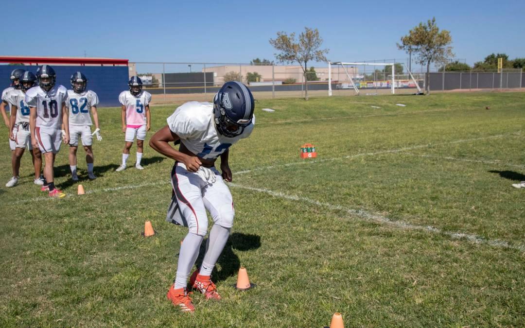 Arizona high school football Week 8 schedule, predictions