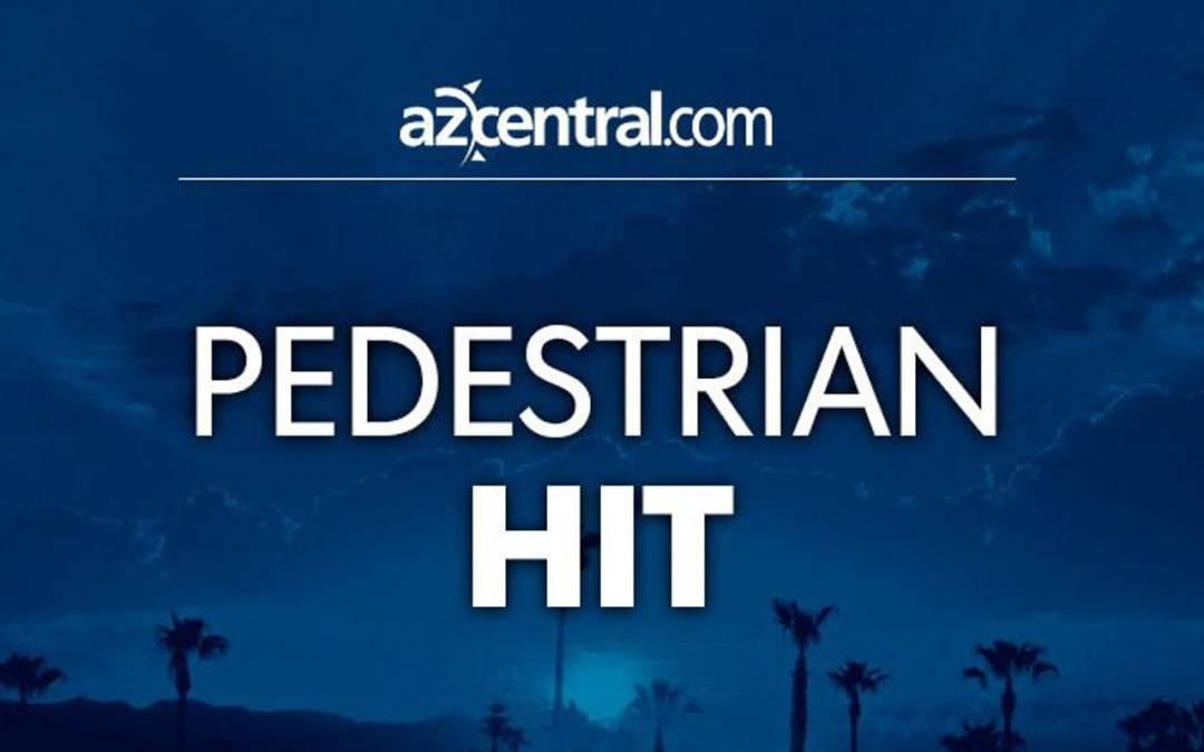 Pedestrian fatally struck by vehicle on Broadway Road in south Phoenix