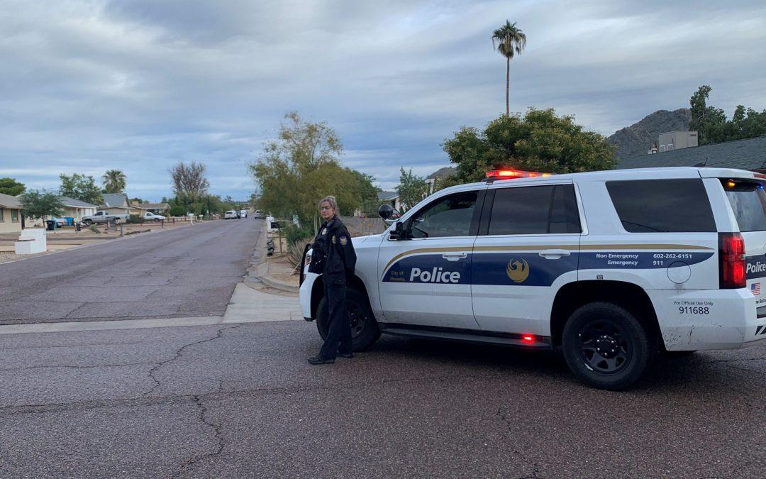 Phoenix armed carjacking involving Amazon truck