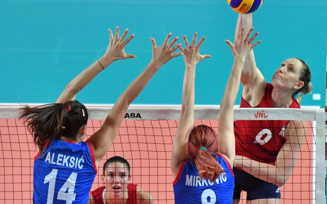 U.S. Olympic volleyball team within reach for Arizona native