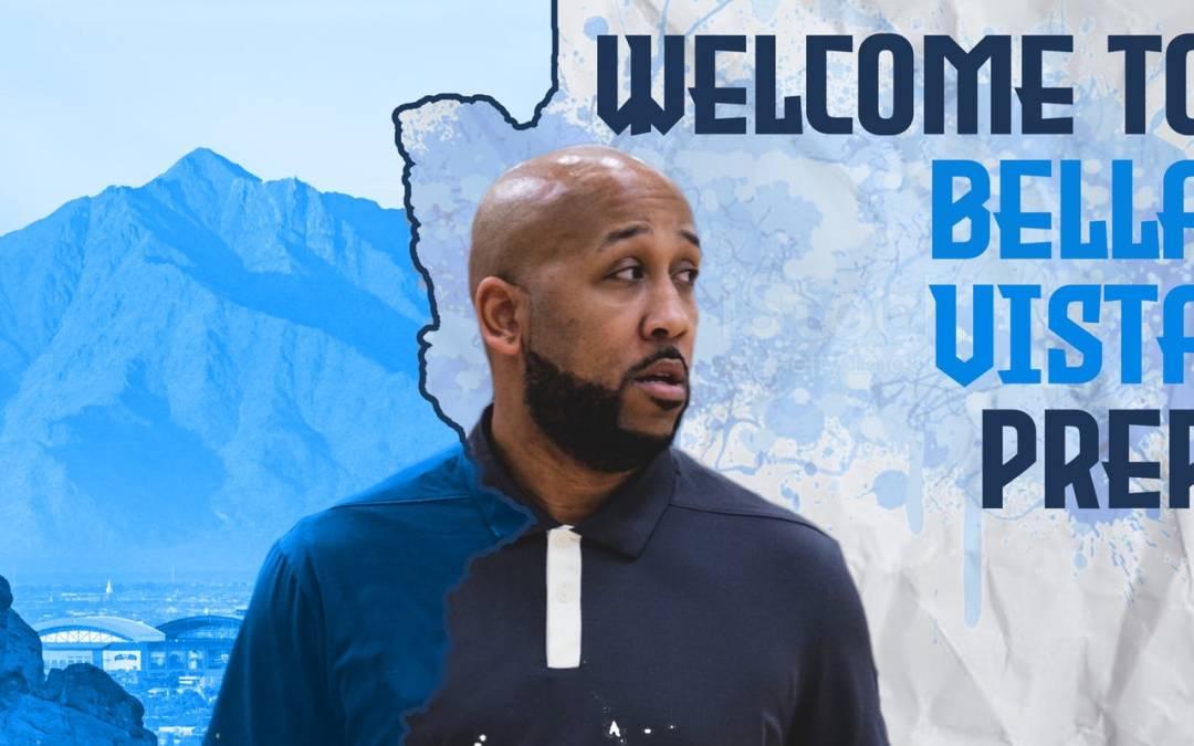 Corey Boswell named Bella Vista basketball coach