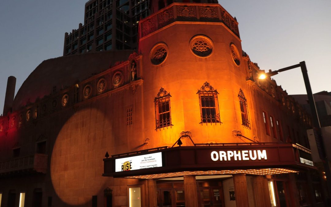 Phoenix's Orpheum Theatre is reopening. Here's what movies are showing