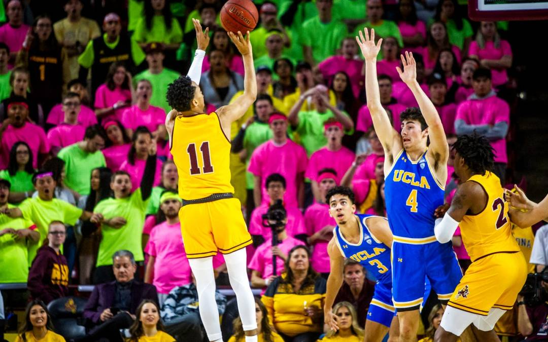 ASU or UCLA No. 1 in conference?