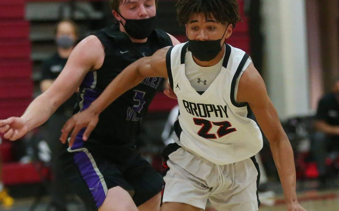 Boys basketball: Valley Vista vs. Brophy Prep