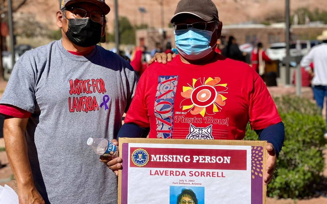 Remembering loved ones on Missing and Murdered Indigenous Women and Girls' Day in Arizona