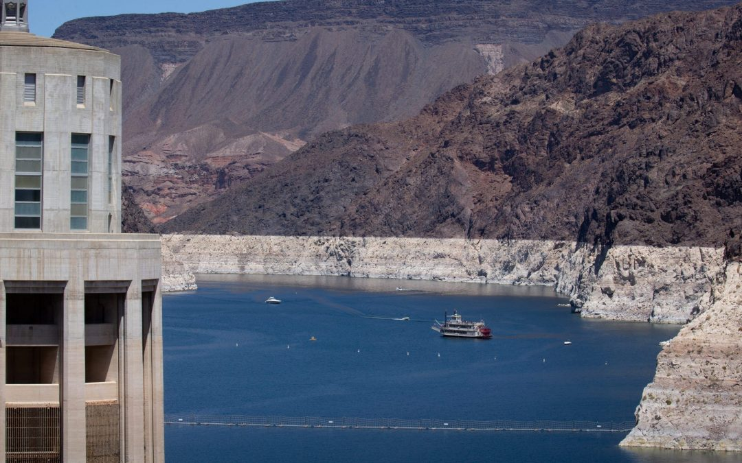 Lake Mead declines to new low as Colorado River crisis deepens