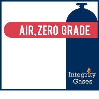 zero grade air calibration gas