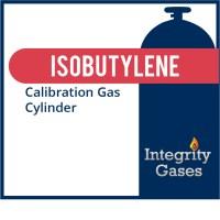 Isobutylene (C4H8) calibration gas