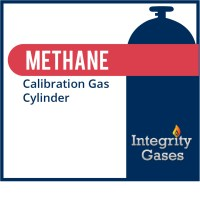 Methane (CH4) calibration gas