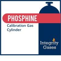 Phosphine (PH3) calibration gas