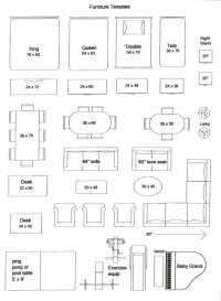21 Awesome Office Furniture Templates For Floor Plans ...