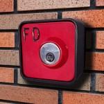 Fire Department Lock Box