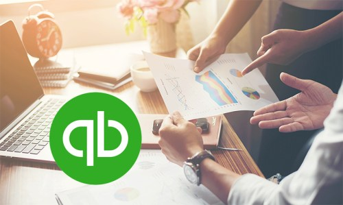 Quickbooks training is part of our Small Business Solutions