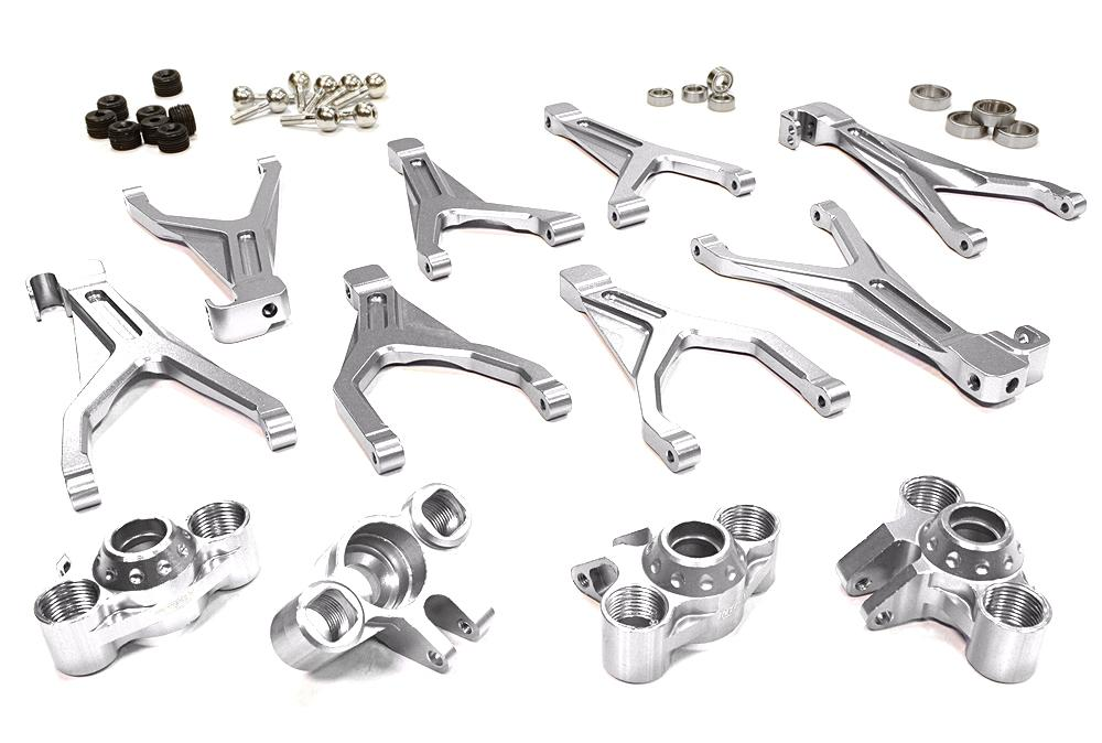 Aluminum Alloy Hop-up Parts for Traxxas Revo, E-Revo